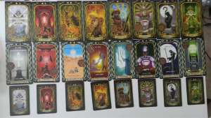 Ultima Virtue Cards